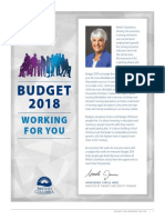 2018 BC Budget Highlights