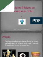 1. Repaso - Principios Básicos de La Prostodoncia Total