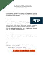 Analisis Del Indice de Valor de Importancia De