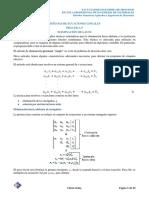 Práctica 9 Eliminacion de Gauss 2017