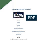 Psicologia del desarollo II Tarea 2.docx