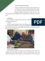 Tata Cara Perkawinan Daerah Kota Padang