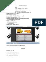 Caracteristicas de La Locomotora