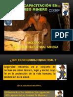 Capacitacion en Seguridad Industrial