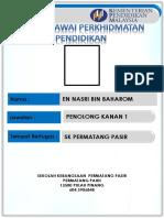 Seperator Portfolio Pppb Putih