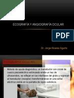 Clase Ecografía y Angiografía Ocular