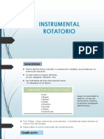 Instrumental Rotatorio