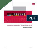 100346178A 286.30 Pore Pressure Intensifier ES
