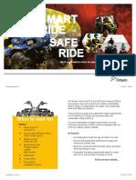 Smart Ride Safe Ride ATV