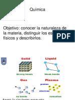 Materia y Sus Transformaciones - 7mo - Química
