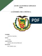 Fundición-Informe