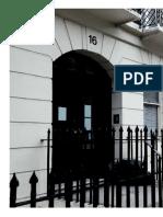 Fábrica de Genios-el Barrio Londinense de Bloomsbury