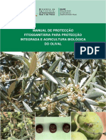 Manual de Prot Fitos p Prot Integr e Agric Biolog Do Olival