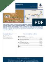 Visitas Turísticas zona Balneario termas Pallarés Ruta del destierro Ateca