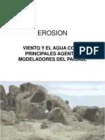 Erosion Eólica