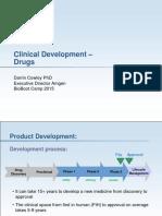 Cowley Clinical Development