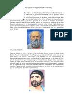 Filósofos Más Importantes de La Historia