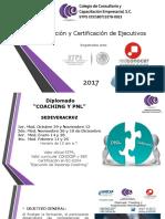 Diplomado Coaching y Pnl- Veracruz Octubre