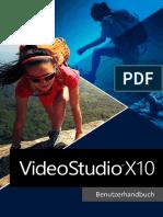 Corel VideoStudio X10-Benutzerhandbuch