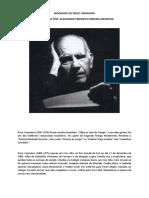 Biografía de Érico Veríssimo
