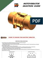 ITALVIBRAS -Selecting the Vibrator - A  Guide
