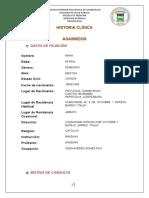 Caso Clinico Neumologia