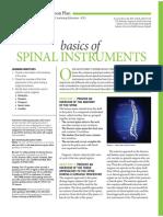 spinal basics