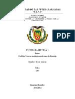 Informe Paralaje F