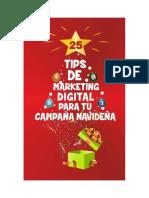 25 Tips de Marketing Digital Para Tu Campana Navidena