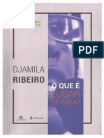 Djamila Ribeiro -Mulher Negra