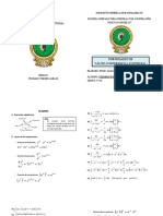 Formulario x Integrales
