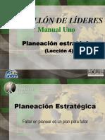 Planeacion Estrategica UML