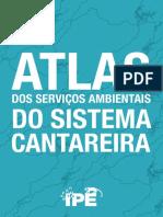 Atlas do Sistema Cantareira - São Paulo
