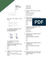 Soal Latihan Matematika Klas 9