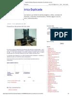 Ingeniería Eléctrica Explicada_ Dispositivo de Protección de Cuba