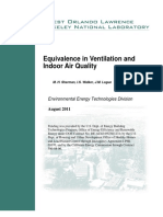 Equivalence in Ventilation