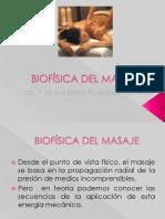 BIOFISICA MASAJE