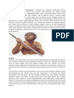 Mengenal Manusia Purba Di Indonesia