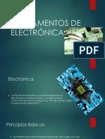 Fundamentos de Electrónica