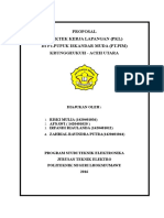 Contoh Proposal PKL