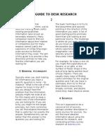 A guide to desk research.rtf