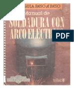 Manual de Soldadura Con Arco Eléctrico.pdf