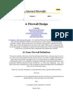 [Chapter 4] Firewall Designr