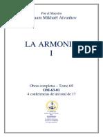 LA ARMONIA 1 de 4