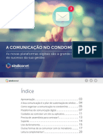 E-book Sobre Sites Para Condomínios