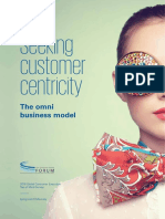 Seeking Customer Centricity the Omni Business Model