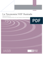 La Taxonomia NIIF Para PYMES Ilustrada 2015