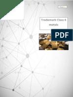 Trademark Class 6 Metals