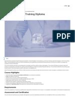 Accounting Skills Training Diploma Visio Learning
