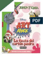 ART ATTACK Fiesta Carton Piedra